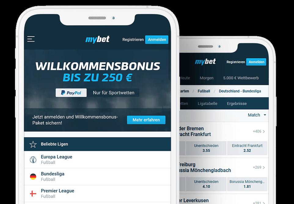 mybet.de Online Wetten
